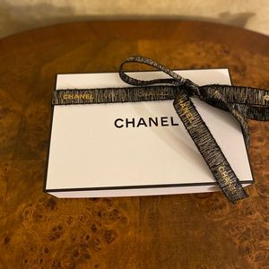 Authentic CHANEL Paper Gift box